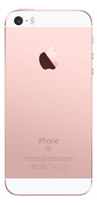 Téléphone Apple iPhone SE Or rose 64Go
