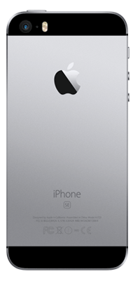 Téléphone Apple iPhone SE Gris 16Go
