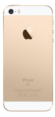 Téléphone Apple iPhone SE Or 16Go