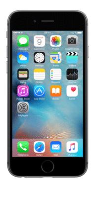 Téléphone Apple iPhone 6s Gris Sideral 64Go Comme neuf