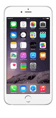 T�l�phone Apple iPhone 6S Plus Argent 32Go