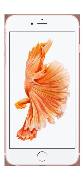 Téléphone Apple Apple iPhone 6S plus Or Rose 32Go