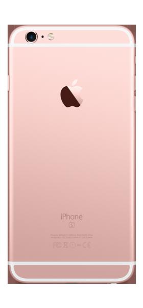 Téléphone Apple iPhone 6S plus Or Rose 32Go