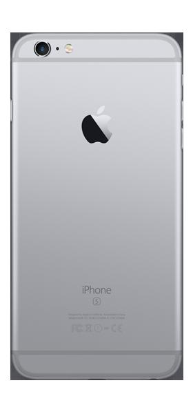 Téléphone Apple iPhone 6S Gris Sideral 32Go