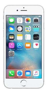 T�l�phone Apple iPhone 6S Argent 32Go