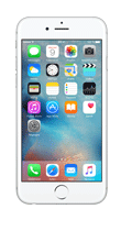 Téléphone Apple iPhone 6S Argent 32Go