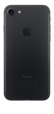 Téléphone Apple iPhone 7 Noir 32 Go