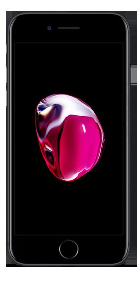 T�l�phone Apple iPhone 7 Noir 32 Go