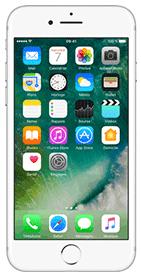 Téléphone Apple iPhone 7 Argent 32 Go