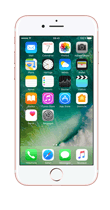 T�l�phone Apple iPhone 7 Or Rose 128 Go