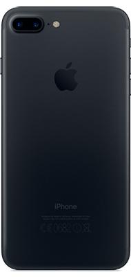 Téléphone Apple iPhone 7 Plus Noir 128Go