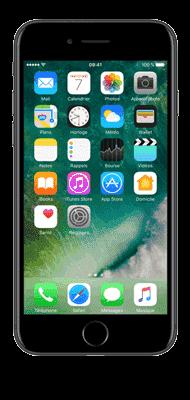 Téléphone Apple iPhone 7 Noir 128 Go Comme Neuf