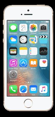 apple iphone se or 32go avec abonnement choisir mon mobile. Black Bedroom Furniture Sets. Home Design Ideas
