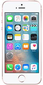 Téléphone Apple iPhone SE 32Go Or rose