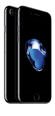 Téléphone Apple iPhone 7 Noir de Jais 128 Go Comme Neuf