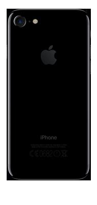 Téléphone Apple Apple iPhone 7 Noir de Jais 128 Go Comme Neuf
