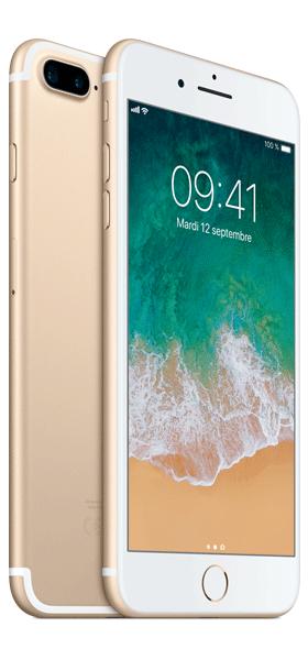 Téléphone Apple Apple IPhone 7 Plus Or 32Go Comme Neuf
