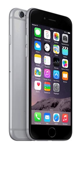 Téléphone Apple Apple iPhone 6S Gris Sideral 32Go Comme Neuf