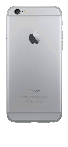 Téléphone Apple iPhone 6S Gris Sideral 32Go Comme Neuf