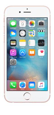 Téléphone Apple Apple iPhone 6S Or Rose 32Go Comme Neuf