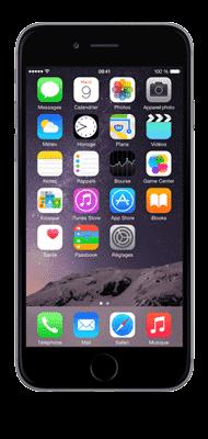 Téléphone Apple iPhone 6 32 Go Gris Sideral