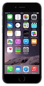 Téléphone Apple iPhone 6 32 Go Gris Sidéral