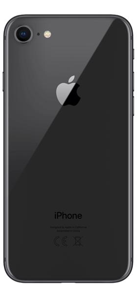 Téléphone Apple iPhone 8 64Go Gris Sidéral