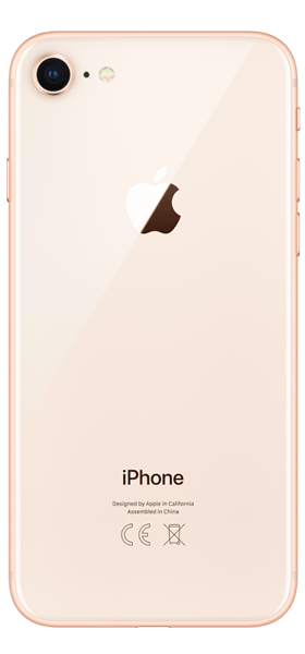 Téléphone Apple iPhone 8 256Go Or