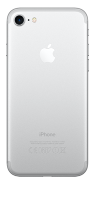 Téléphone Apple iPhone 7 Argent 128Go Comme Neuf