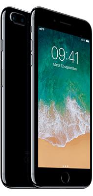 Téléphone Apple Apple iPhone 7 Plus 32Go Noir de Jais Comme Neuf