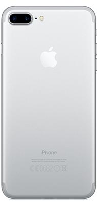 Téléphone Apple Apple iPhone 7 Plus Argent 32Go Comme Neuf
