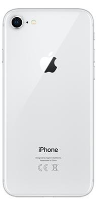 Téléphone Apple Apple iPhone 8 256Go Argent Comme Neuf