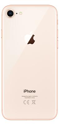 Téléphone Apple iPhone 8 256Go Or Comme Neuf