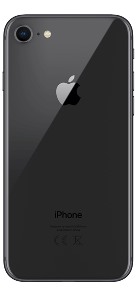 Téléphone Apple Apple iPhone 8 256Go Gris Sidéral Comme Neuf
