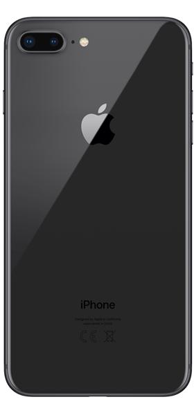 Téléphone Apple Apple iPhone 8 Plus 64Go Gris Sidéral Comme Neuf