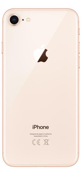 Téléphone Apple iPhone 8 64Go Or Comme Neuf