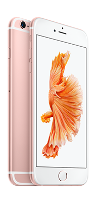 Téléphone Apple Apple iPhone 6S plus Or Rose 32Go Comme Neuf