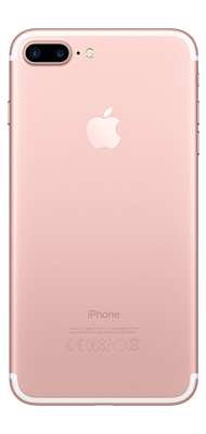 Téléphone Apple iPhone 7 Plus Or Rose 128Go Comme Neuf