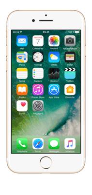 Téléphone Apple iPhone 7 Or 128 Go Très bon état