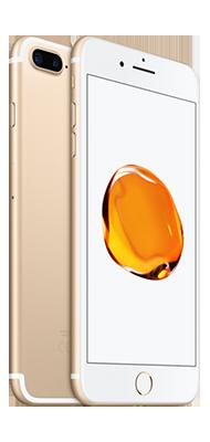 Téléphone Apple iPhone 7 Plus Or 128Go Très bon état