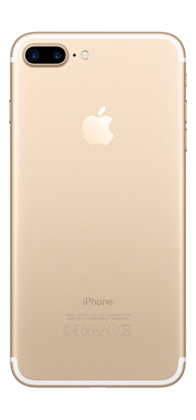 Téléphone Apple Apple iPhone 7 Plus Or 128Go Très bon état
