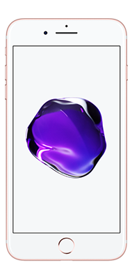 Téléphone Apple iPhone 7 Plus Or Rose 128Go Très bon état