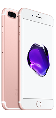 Téléphone Apple iPhone 7 Plus Or Rose 32Go Très bon état