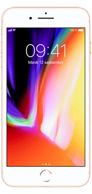 Téléphone Apple iPhone 8 Plus 256Go Or - Très bon état