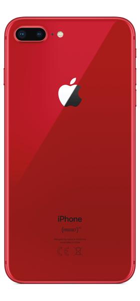Téléphone Apple Apple iPhone 8 Plus 64Go Rouge Comme Neuf