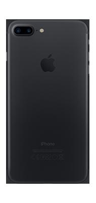 Téléphone Apple iPhone 7 Noir de Jais 128 Go état correct