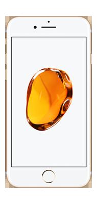 Téléphone Apple Apple iPhone 7 Or 128 Go Bon état