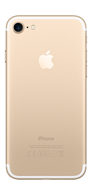 Téléphone Apple Apple iPhone 7 Or 128 Go Etat correct