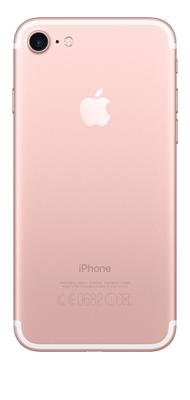 Téléphone Apple Apple iPhone 7 Or Rose 32Go Bon état