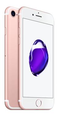 Téléphone Apple iPhone 7 Or Rose 32Go état correct